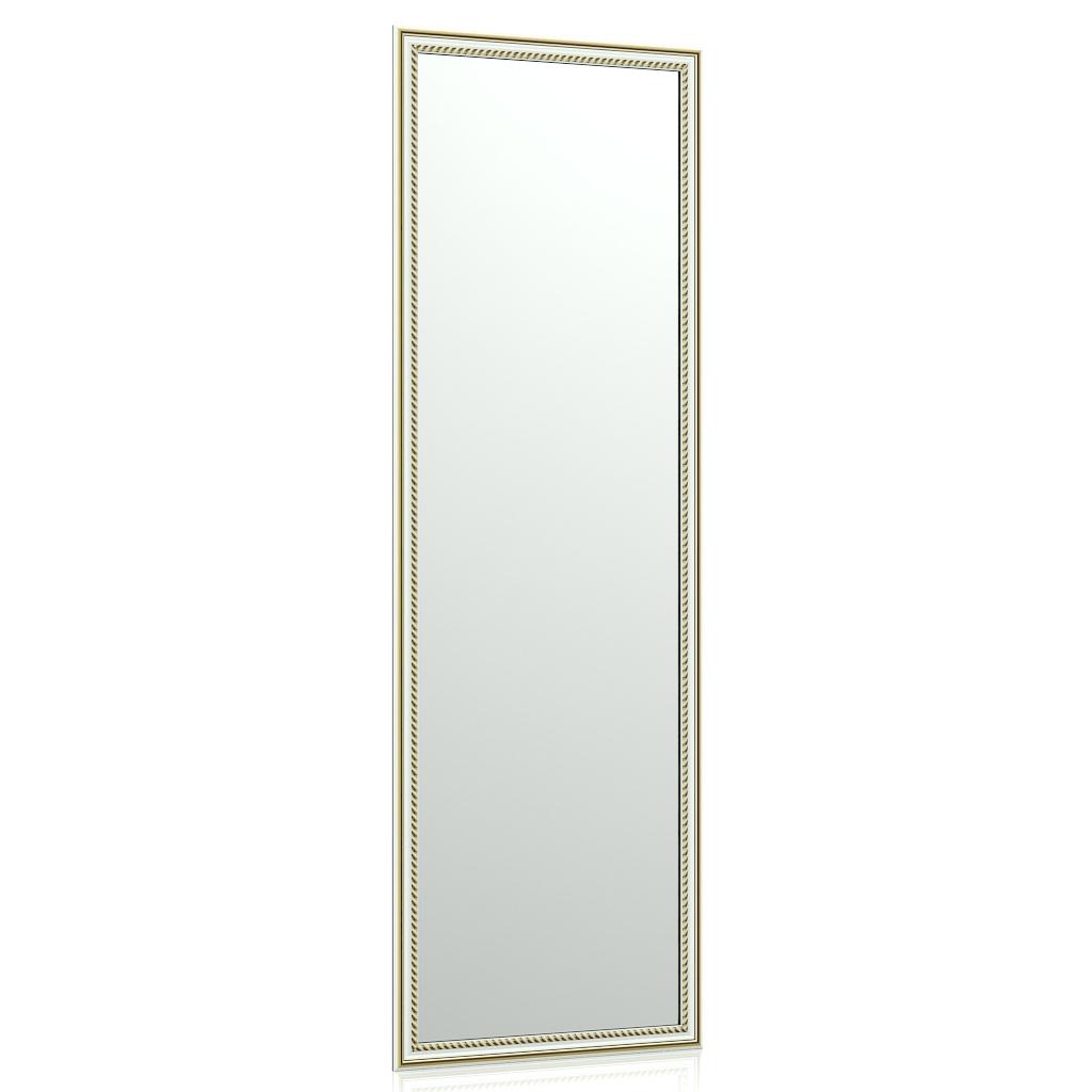 Зеркало ЕвроЗеркало 120Б белая косичка, 40х120 см