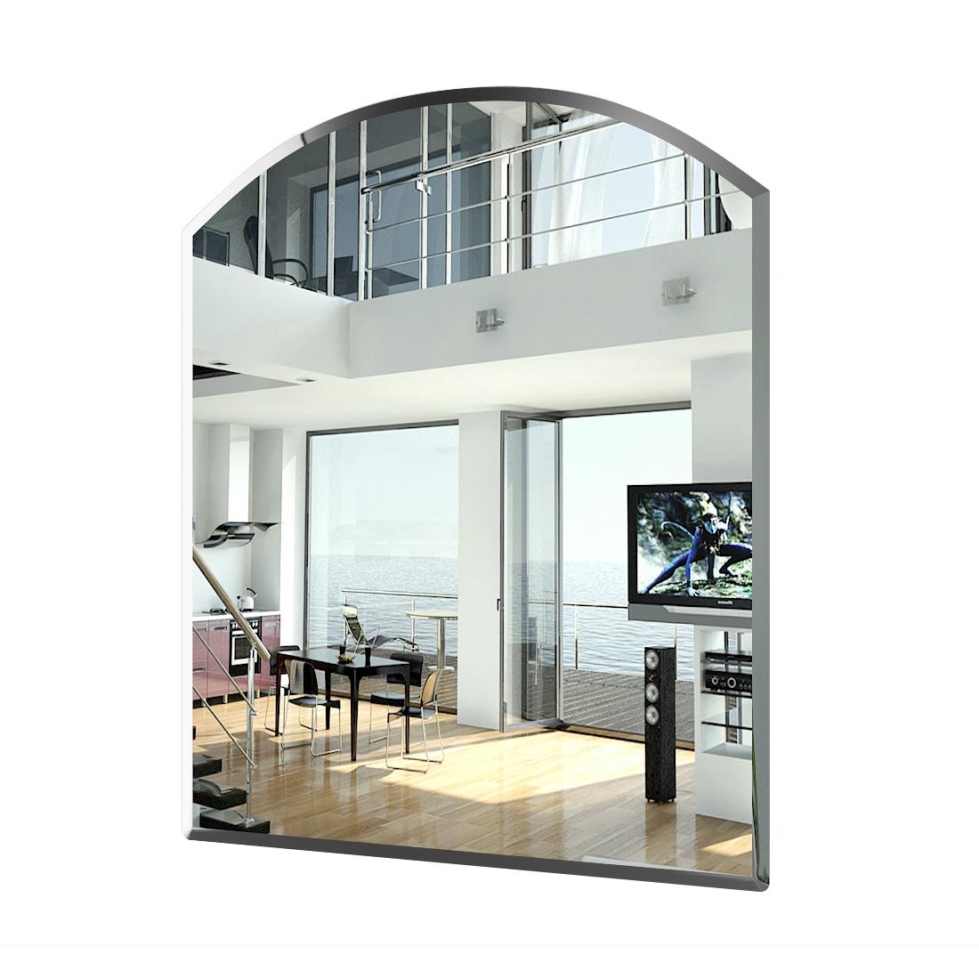 Зеркало ЕвроЗеркало 067Ф, 60х75 см., с полным