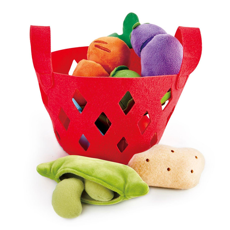 Игровой набор Овощная корзина Hape E3167_HP
