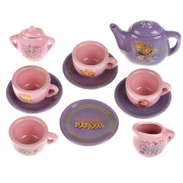 Посуда керамическая Сказочный патруль 11 предметов
