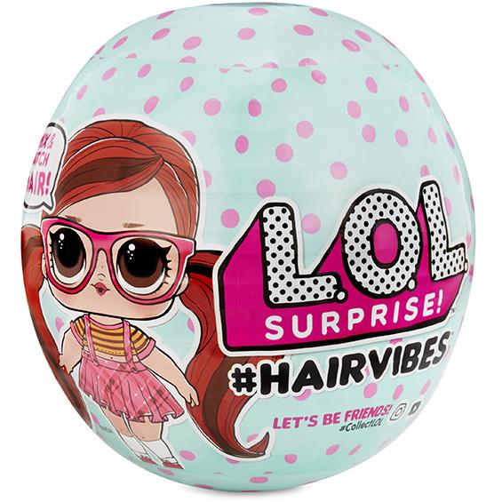 L.O.L. Surprise 564744 Кукла LOL с прядями