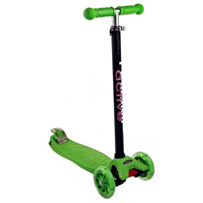Купить Самокат Triumf Active SKL-07L зеленый,