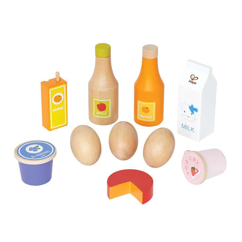 Игровой набор продуктов Здоровое питание Hape E3108_HP
