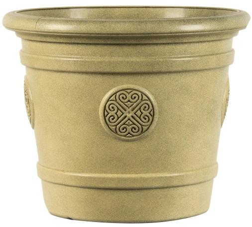 Горшок-кашпо для цветов Medallion d=50 40 л Св. терракот по цене 1 241