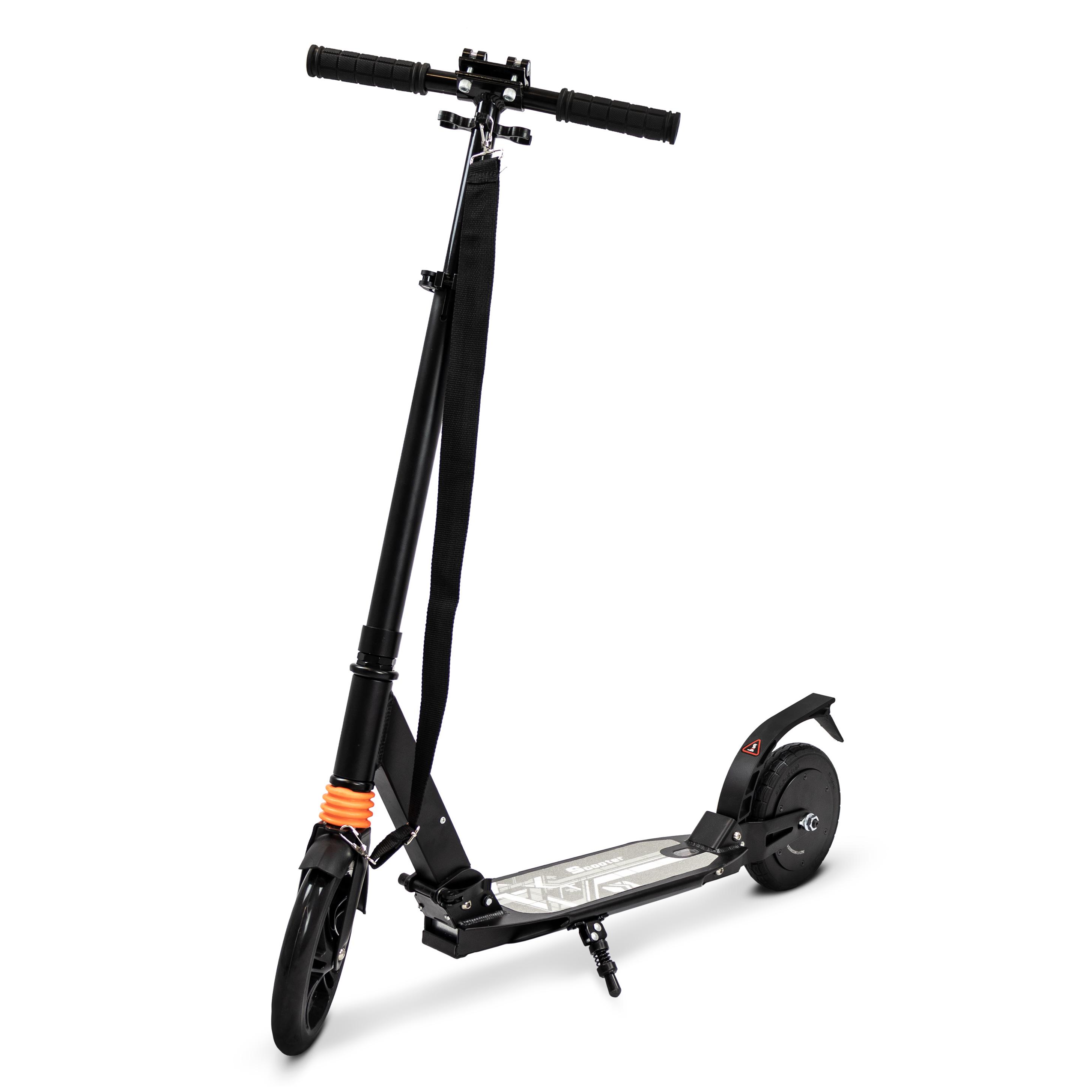 Электросамокат Urban Scooter BC-125 black фото
