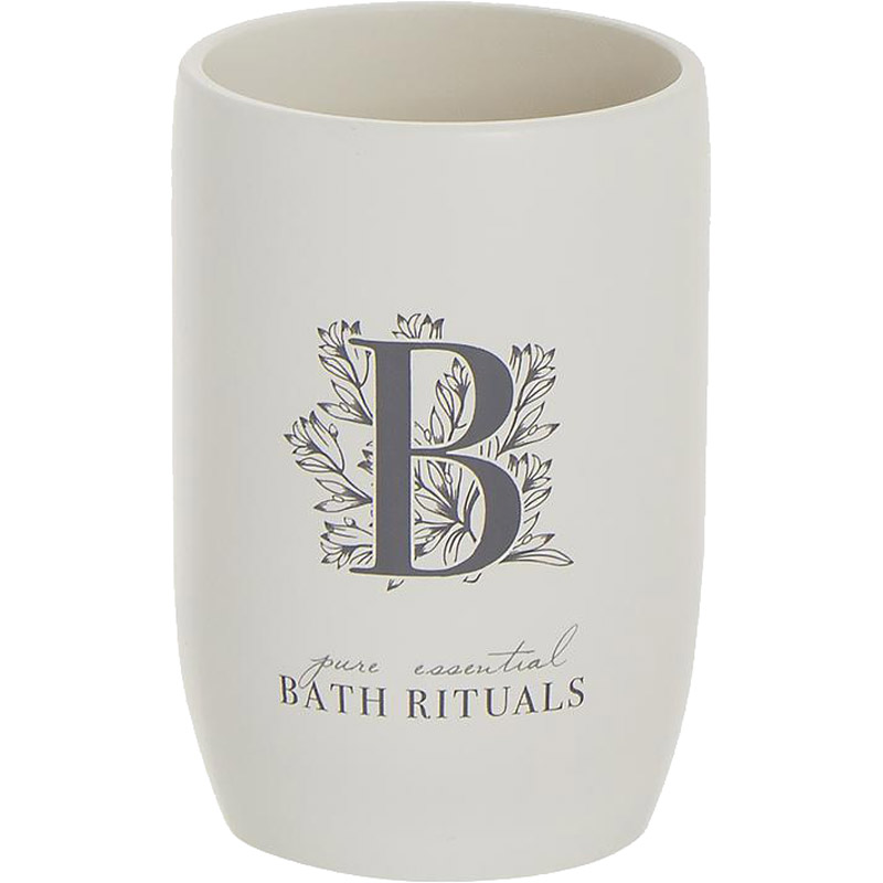 Стакан для зубных щеток Bath Rituals Dcasa.