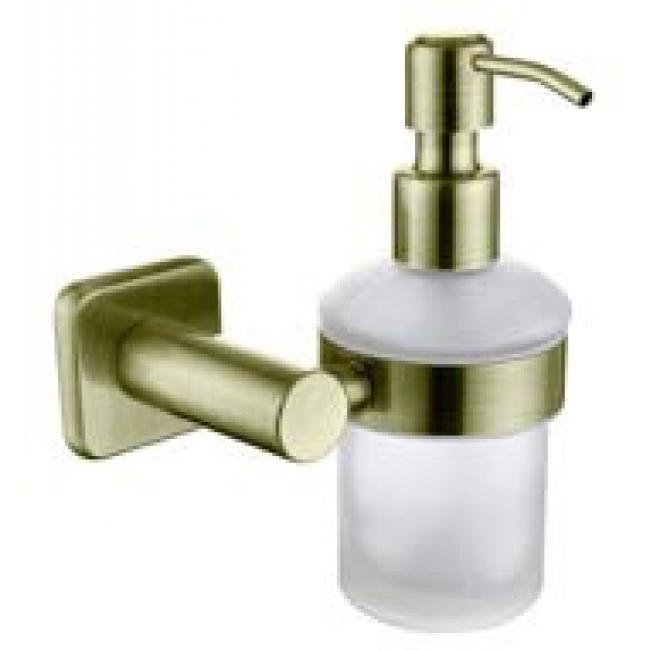 Дозатор для жидкого мыла KAISER настенный (стекло)