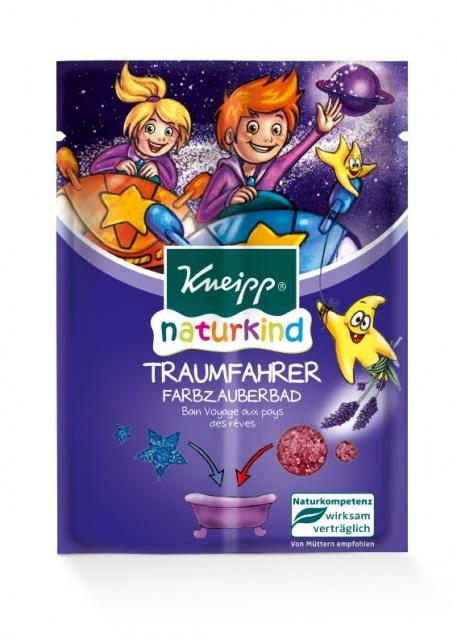 Соль для ванн детская Kneipp Мечта путешественника
