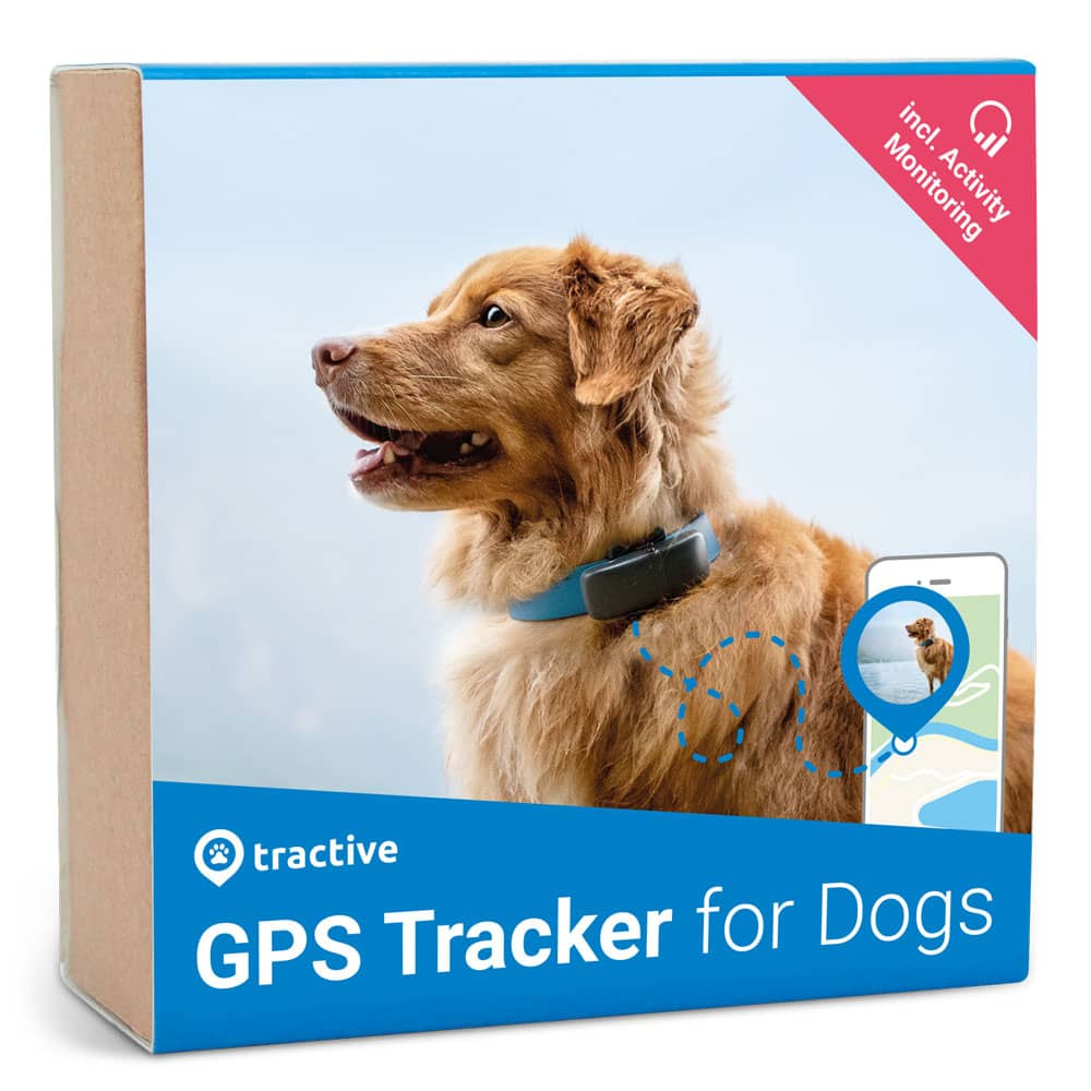 GPS трекер для собак Tractive GPS DOG