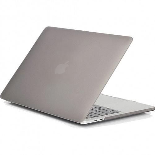 Чехол HardShell Case Crystal для Apple MacBook 13 Air Серый