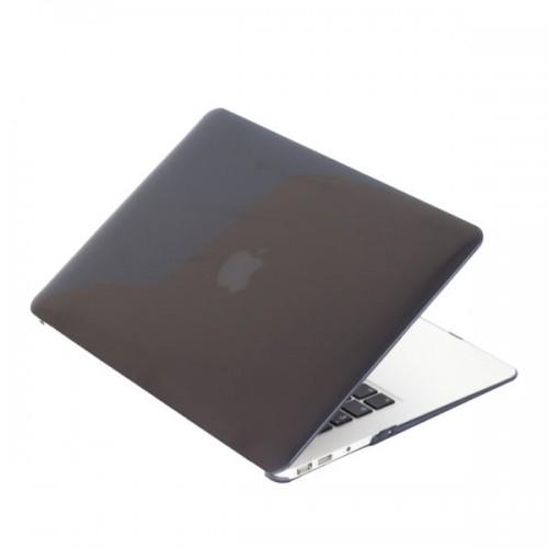 Чехол HardShell Case Crystal для Apple MacBook 13 Air Черный