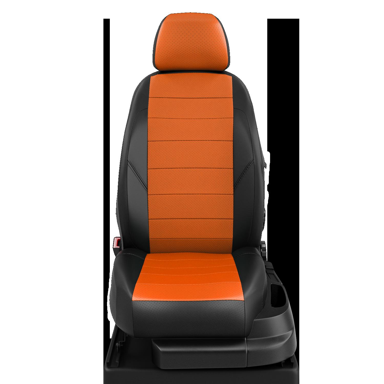 Авточехлы AVTOLIDER1 для Hyundai Solaris (Хендай Солярис)