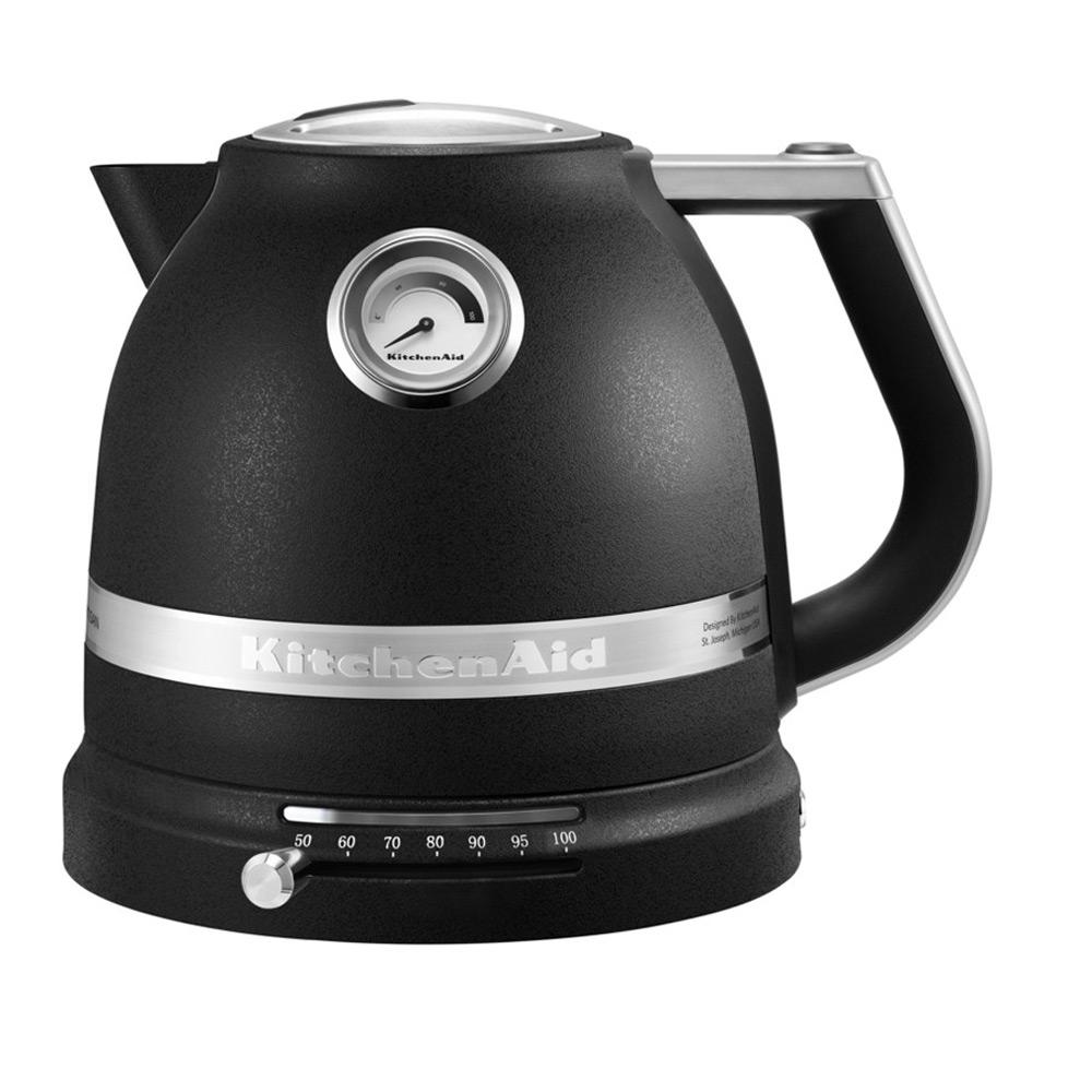 Чайник электрический KitchenAid ARTISAN Black (5KEK1522EBK)