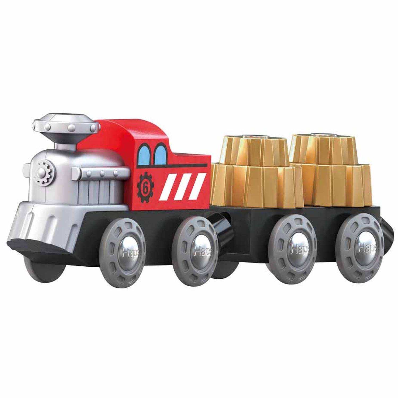 Купить Зубчатый поезд Hape E3751_HP,