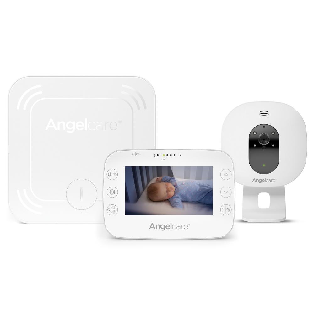 Монитор движения беспроводной с функцией видеоняни Angelcare АС327