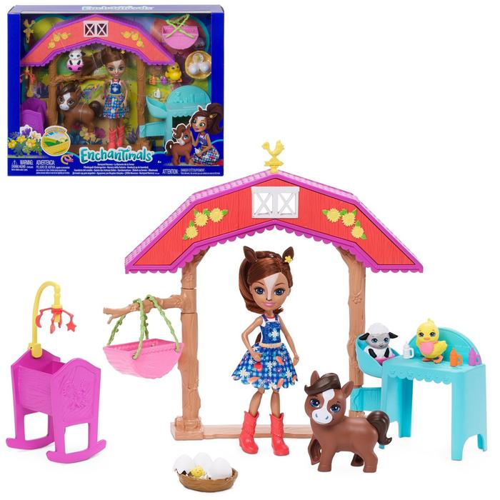 Игровой набор Ферма Mattel