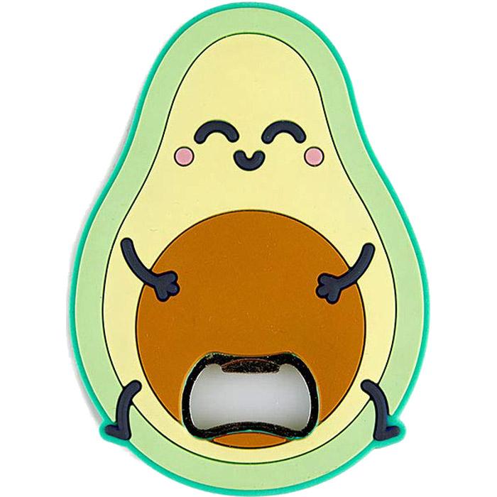 Открывалка Avocado магнитная, Balvi