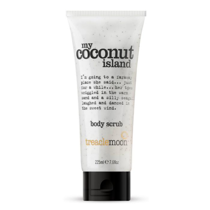 Скраб для тела Treaclemoon My coconut island