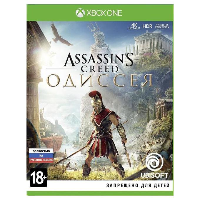 Игра Assassin's Creed: Одиссея для Xbox One Ubisoft