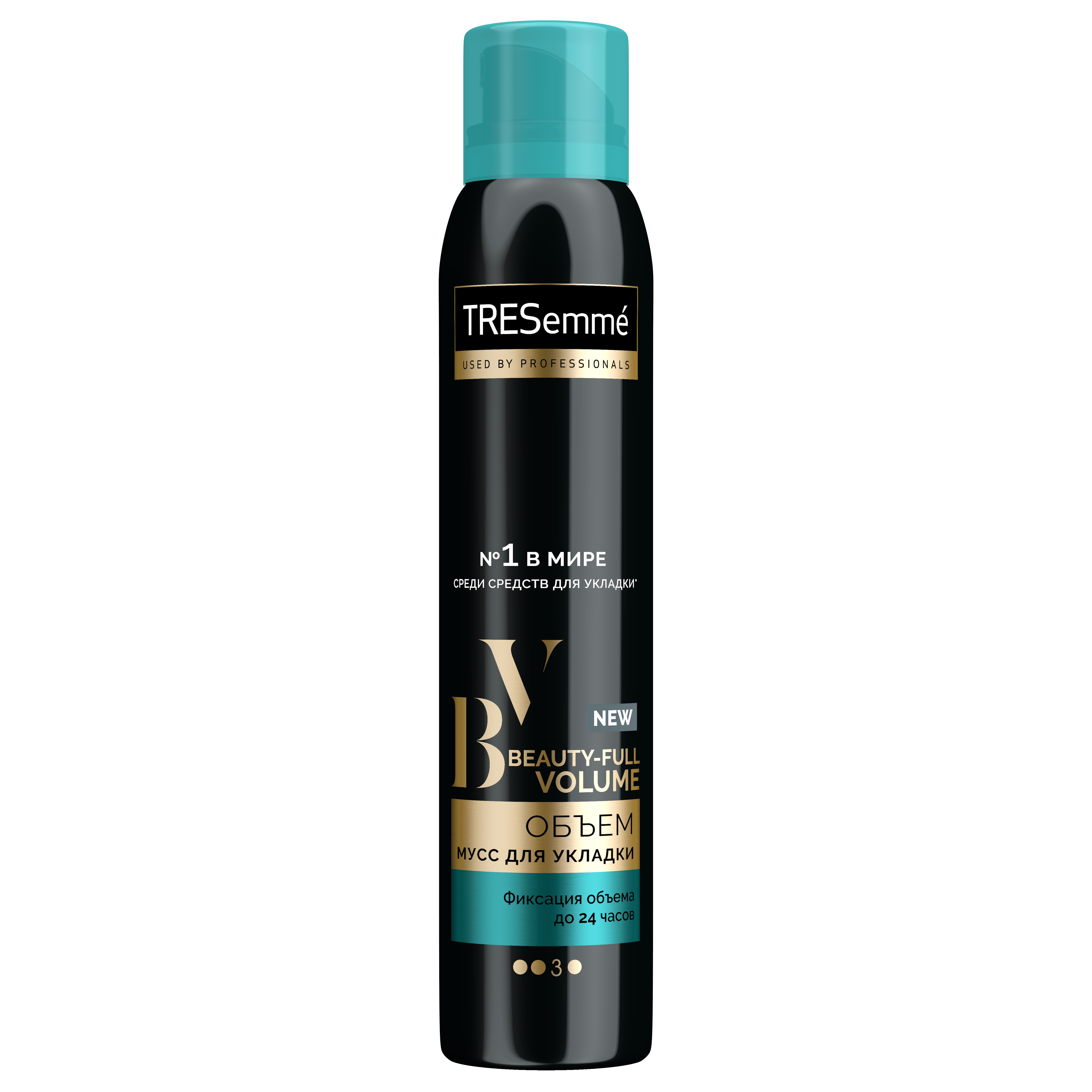 Купить Мусс для укладки волос TRESemme Beauty-full Volume Объем 200 мл