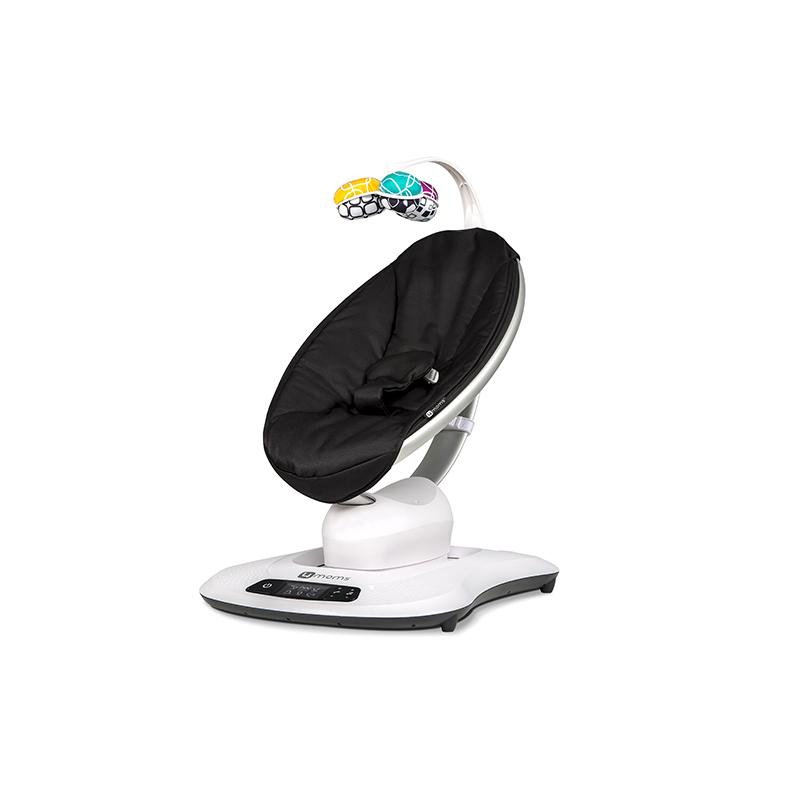 Купить Кресло-качалка 4moms mamaRoo 4.0 черная,