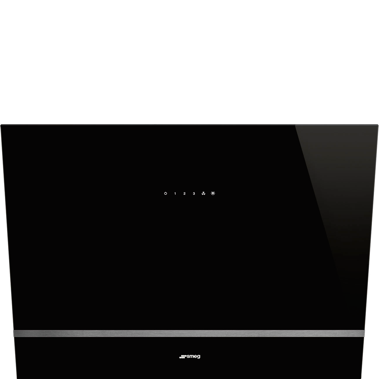 Вытяжка встраиваемая Smeg KV28N Black