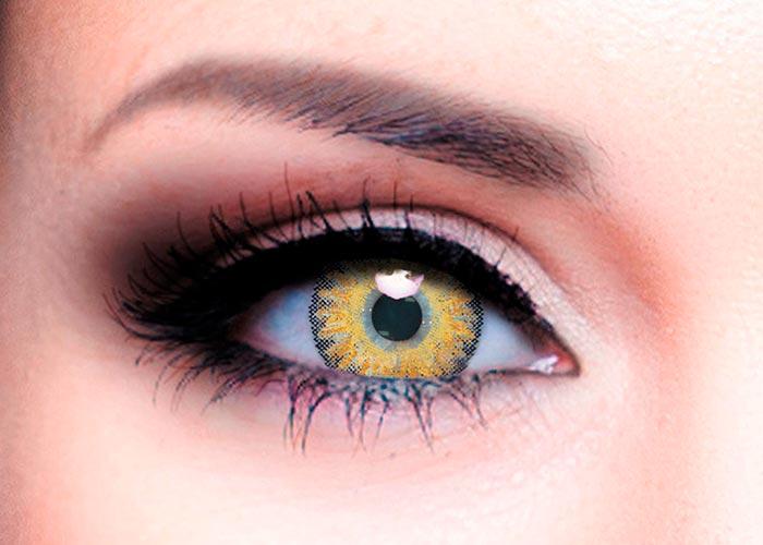 Купить Ophthalmix Butterfly, Цветные контактные линзы Офтальмикс Butterfly 3 Т 2 шт. PWR -4, 00, R 8.6, Hazel