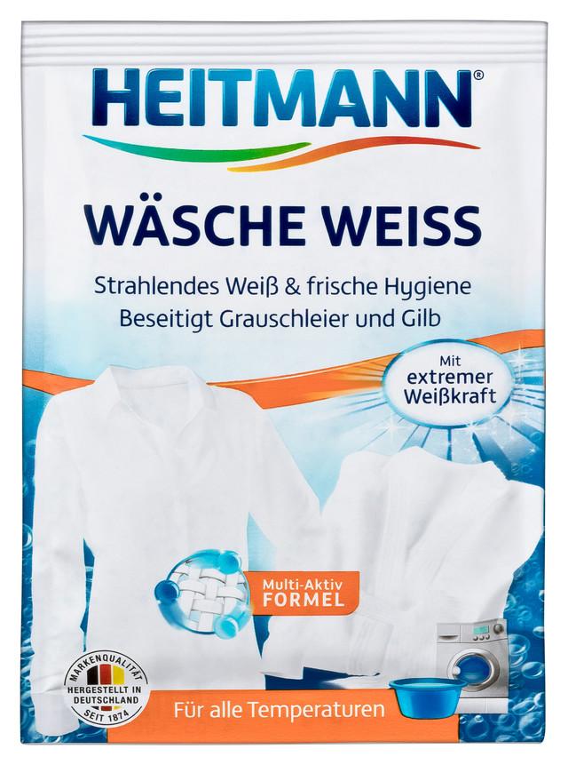 Отбеливатель для белого белья Heitmann 50 г