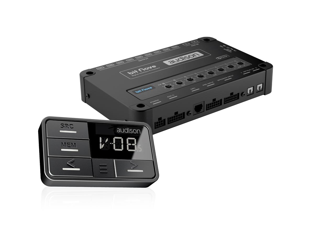 Аудиопроцессор Audison Audison Bit Nove +