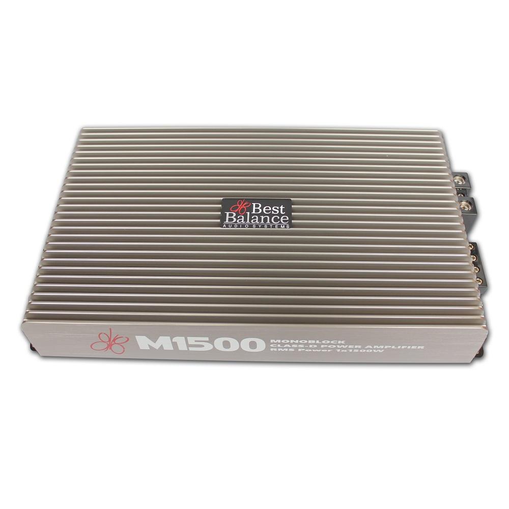 Автоусилитель Best Balance M1500