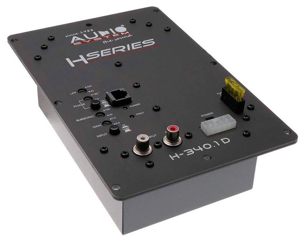 Автоусилитель Audio System Helon Series H 340.1D