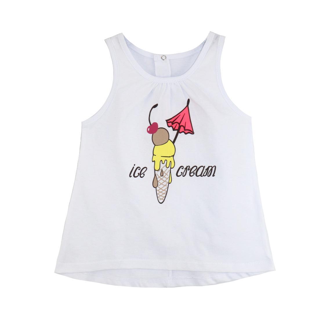 Купить 723к ап, Майка детская Юлла, цв. белый р. 80, Детские футболки