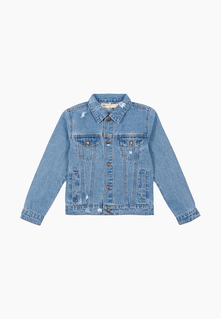 Джинсовая куртка Modis M201D00222S552K11 р.140