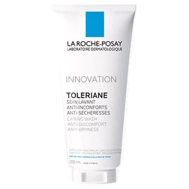 Очищающий гель-уход для умывания La Roche-Posay Toleriane Caring Wash 200 мл фото