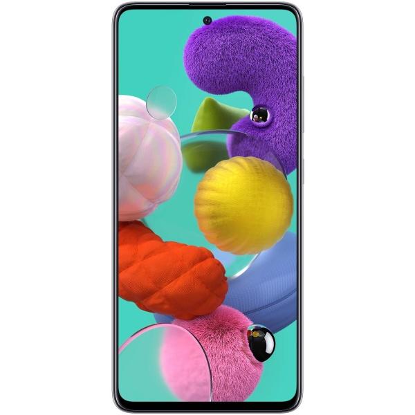 Смартфон Samsung Galaxy A51 128Gb White (SM-A515F) фото