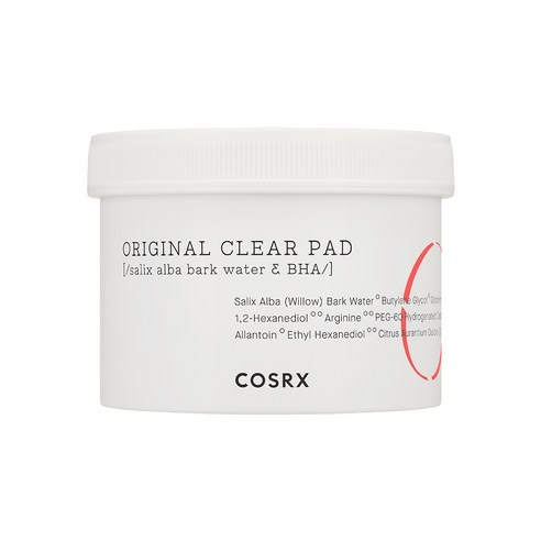 Подушечки очищающие CosRX One Step Pimple Clear
