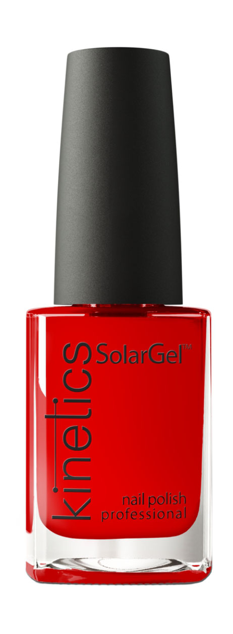 Купить Лак для ногтей Kinetics Guiltless SolarGel Polish Professional 464 Scarlet Letter 15 мл