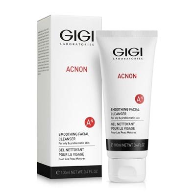 Средство для очищения GIGI Smoothing facial cleanser