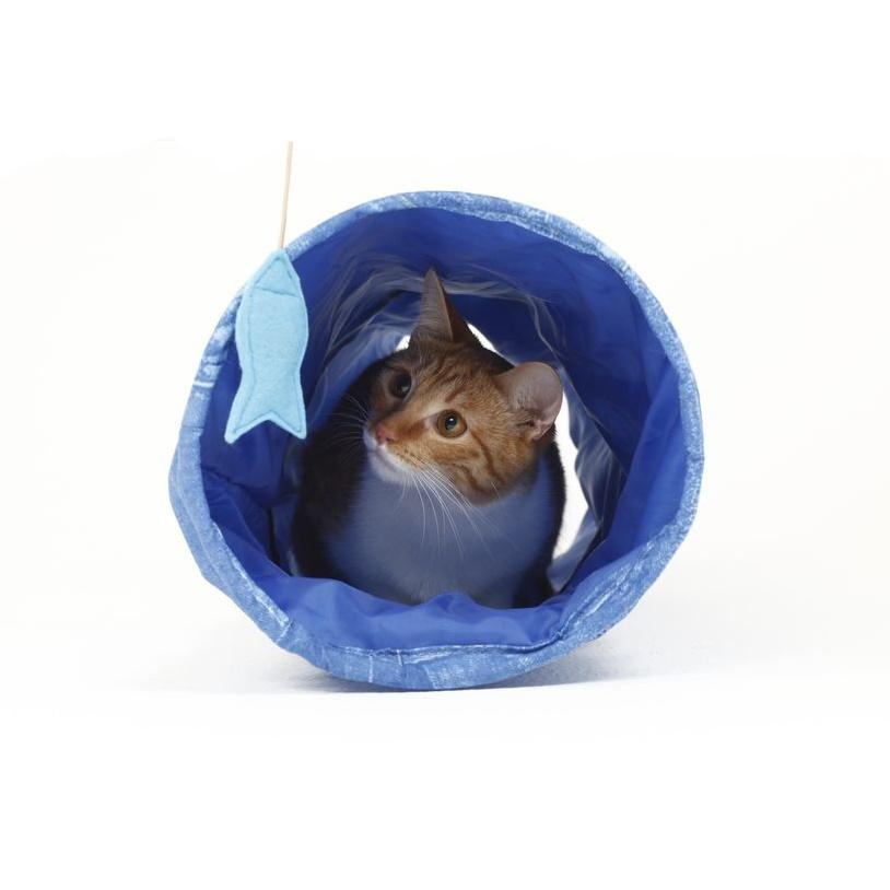 Тоннель для кошек Великий кот 22х65