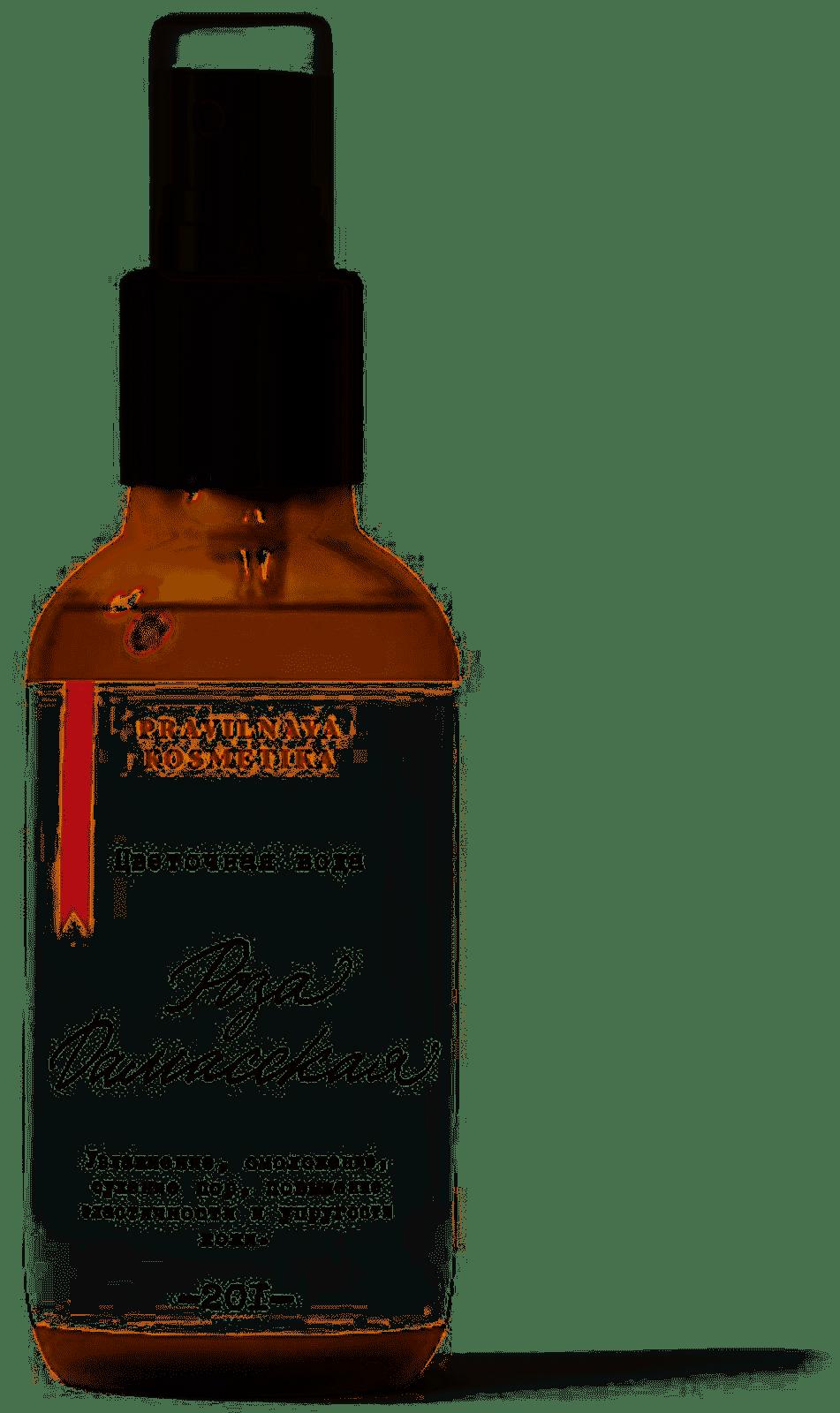 Цветочная вода Pravilnaya Kosmetika Роза Дамасская
