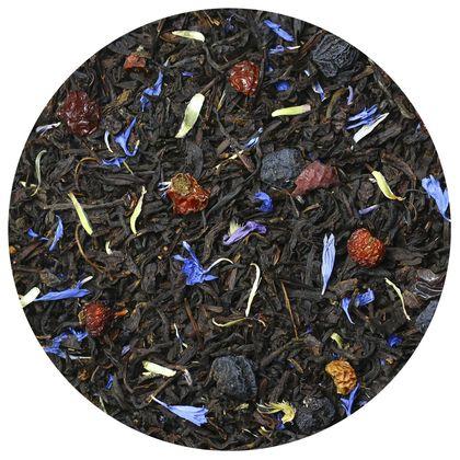Черный чай Изысканный бергамот, 100 г фото
