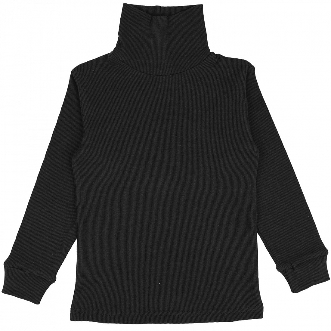 Купить 063К, Водолазка детская Юлла, цв. черный р. 134, Водолазки для мальчиков