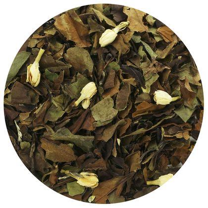 Жасминовый чай Бай Му Дань (Белый Пион), 100 г фото