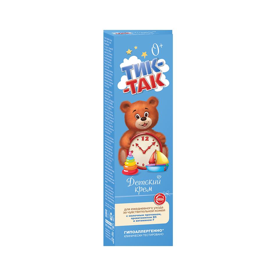 Купить Тик-так с молочными протеинами 41 г, Крем детский Свобода 41 мл,