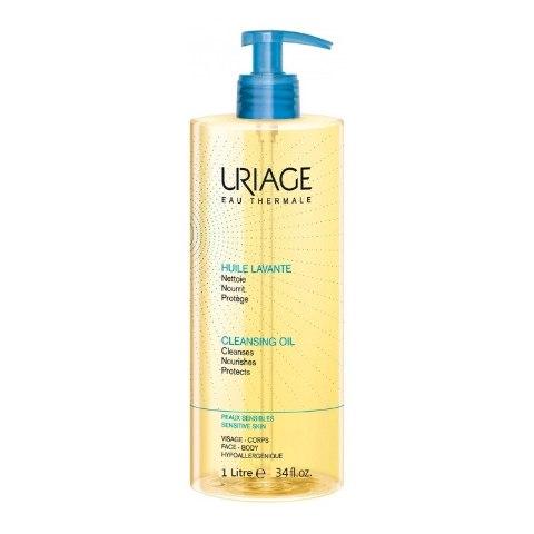 Средство для очищения Uriage Очищающее пенящееся масло