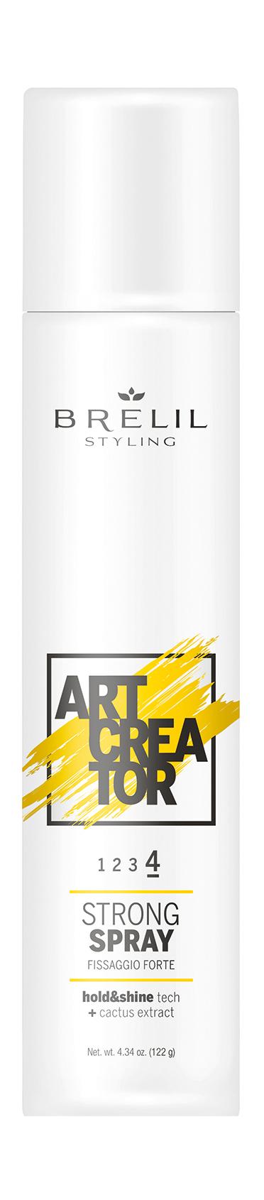 Купить Спрей для волос Brelil ART CREATOR сильной фиксации 300 мл, Brelil professional