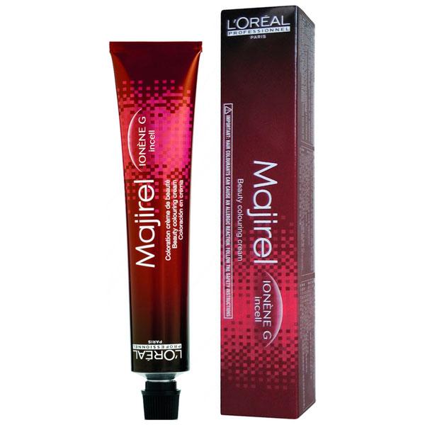 Купить Краска для волос L'Oreal Professionnel Majirel 8 Светлый блондин 100 мл