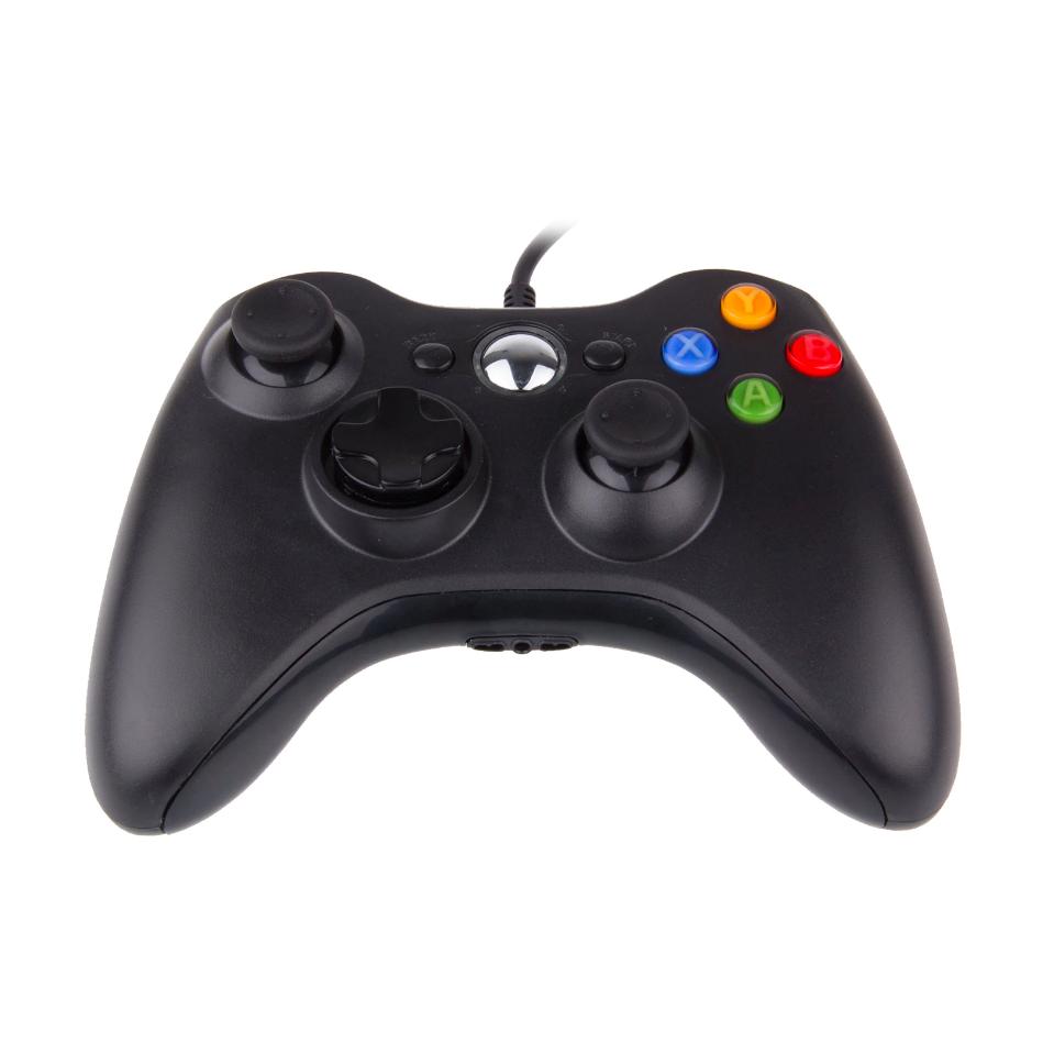 Геймпад 2emarket проводной для Xbox 360