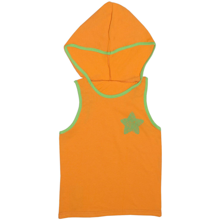 Купить 304к, Майка детская Юлла, цв. зеленый р. 80, Детские футболки