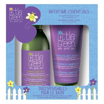Набор для детей Little Green Bathtime Essentials